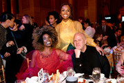 (L-R) Billy Porter, Janet Mock and Ryan Murphy? attend the 78th Annual Peabody Awards Ceremony Sponsored By Mercedes-Benz on May 18, 2019 in New York City.
