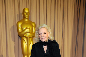 Lauren Bacall 82nd Annual Academy Awards - Backstage Arrivals