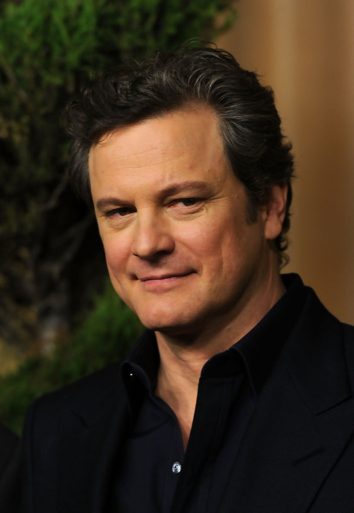 Colin Firth in 83rd Ac...