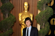 Actor Jesse Eisenberg arrives at the 83rd Academy Awards nominations luncheon held at the Beverly Hilton Hotel on February 7, 2011 in Beverly Hills, California.