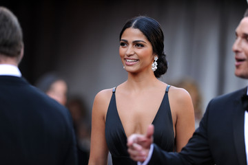 Camila Alves Takes the Plunge in Kaufman Franco