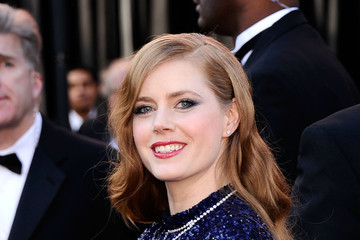 Amy Adams Is a Gem in Sapphire L'Wren Scott at the 2011 Oscars