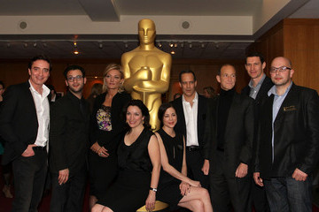 Jaimie D'Cruz 83rd Annual Academy Awards - Nominated Docs! Reception