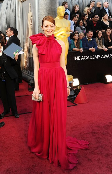 Emma+Stone in 84th Annual Academy Awards - Arrivals