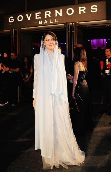 leila hatami in 84th annual academy awards governors