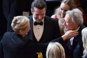 Clint Eastwood and Bradley Cooper Photos Photo