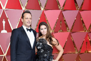 Actor Vince Vaughn (L) and Kyla Weber attend the 89th Annual Academy Awards at Hollywood & Highland Center on February 26, 2017 in Hollywood, California.
