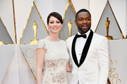 Actors Jessica Oyelowo (L) and David Oyelowo attend the 89th Annual Academy Awards at Hollywood & Highland Center on February 26, 2017 in Hollywood, California.
