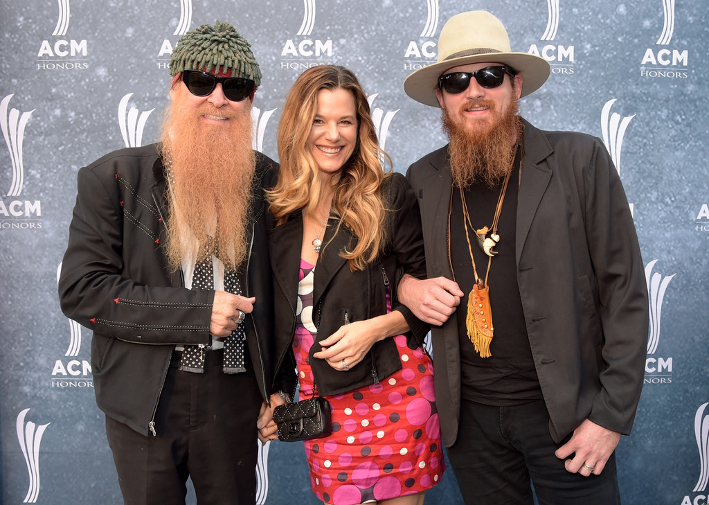 Gilligan stillwater photos photos 8th annual acm honors red carpet
