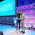 Casey Allen Photos - Musicians Season & Snare accept the award for Periscoper of the Year onstage at The 8th Annual Shorty Awards at The Times Center on April 11, 2016 in New York City. - Casey Allen Photos - 7 of 12