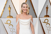 Margot Robbie attends the 90th Annual Academy Awards at Hollywood & Highland Center on March 4, 2018 in Hollywood, California.