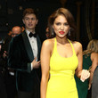 Eiza Gonzalez and Ansel Elgort Photos