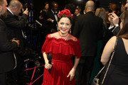 In this handout provided by A.M.P.A.S.,  Natalia Lafourcade attends the 90th Annual Academy Awards at the Dolby Theatre on March 4, 2018 in Hollywood, California.  .