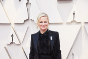 Amy Poehler attends the 91st Annual Academy Awards at Hollywood and Highland on February 24, 2019 in Hollywood, California.