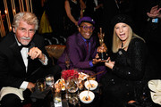 (L-R) James Brolin; Spike Lee, winner of Adapted Screenplay for ''BlacKkKlansman;' and Barbra Streisand attend the 91st Annual Academy Awards Governors Ball at Hollywood and Highland on February 24, 2019 in Hollywood, California.