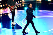 Adam Lambert performs onstage during the 91st Annual Academy Awards at Dolby Theatre on February 24, 2019 in Hollywood, California.