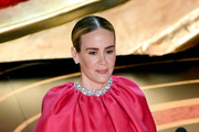 Sarah Paulson speaks onstage during the 91st Annual Academy Awards at Dolby Theatre on February 24, 2019 in Hollywood, California.