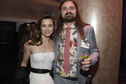 (L-R) Linda Cardellini and Henry Mortensen attend the 91st Oscars Nominees Luncheon at The Beverly Hilton Hotel on February 04, 2019 in Beverly Hills, California.