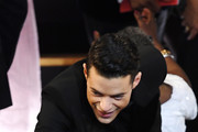 Rami Malek attends the 92nd Annual Academy Awards at Dolby Theatre on February 09, 2020 in Hollywood, California.