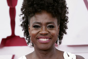 LOS ANGELES, CALIFORNIA – APRIL 25: Viola Davis attends the 93rd Annual Academy Awards at Union Station on April 25, 2021 in Los Angeles, California.