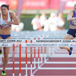 Michelle Jenneke and Sally Pearson Photos