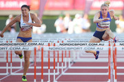 Michelle Jenneke and Sally Pearson Photos Photo