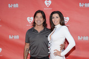 Scott Stapp and Jaclyn Stapp attend the 9th Annual MusiCares MAP Fund Benefit Concert at Club Nokia on May 30, 2013 in Los Angeles, California.