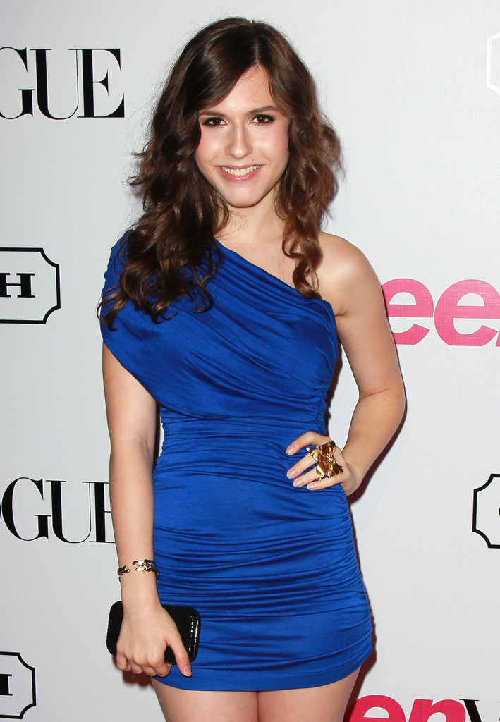 Erin Sanders: 9th Annual Teen Vogue's Young