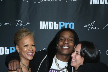 A$AP Rocky The IMDbPro Party to Celebrate the Premiere of 'The Miseducation of Cameron Post' and Launch of IMDbPro's New iPhone App