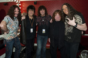 Joe Retta, Richie Onori, Stuart Smith, Steve Priest and Stevie Stewart attend A Benefit Concert For Sophia at Avalon Hollywood  on January 6, 2010 in Hollywood, California.