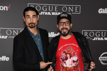 A.J. McLean Premiere of Walt Disney Pictures and Lucasfilm's 'Rogue One: A Star Wars Story' - Arrivals