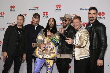 A.J. McLean 2019 iHeartRadio Music Festival And Daytime Stage
