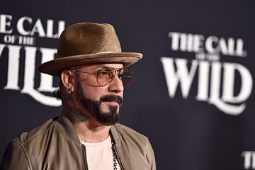 """A.J. McLean World Premiere For 20th Century Studios' """"The Call of the Wild"""""""