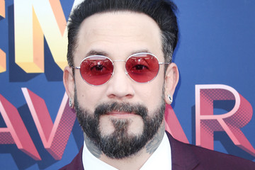 A.J. McLean 53rd Academy Of Country Music Awards - Arrivals