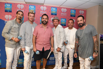 A.J. McLean iHeartSummer '17 Weekend By AT&T, Day 2 - Backstage