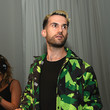 A-Trak VFILES - Front Row - September 2016 - New York Fashion Week