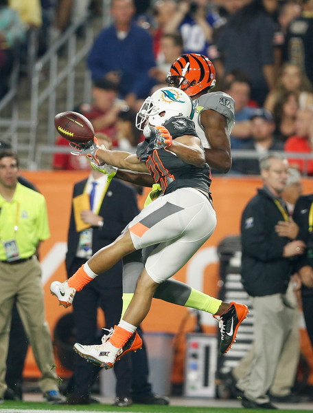 big sale 4f0b2 02523 A.j. Green Photos Photos - Pro Bowl - Zimbio