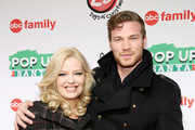 Melissa Peterman Derek Theler Photos Photo