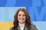 "MATCH GAME - Debra Winger is a guest on ""Good Morning America,"" on Monday, May 8, 2017 airing on the ABC Television Network. (Photo by Lou Rocco/ABC via Getty Images).DEBRA WINGER"