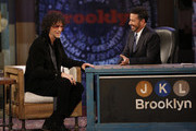 Jimmy Kimmel and Howard Stern Photos Photo