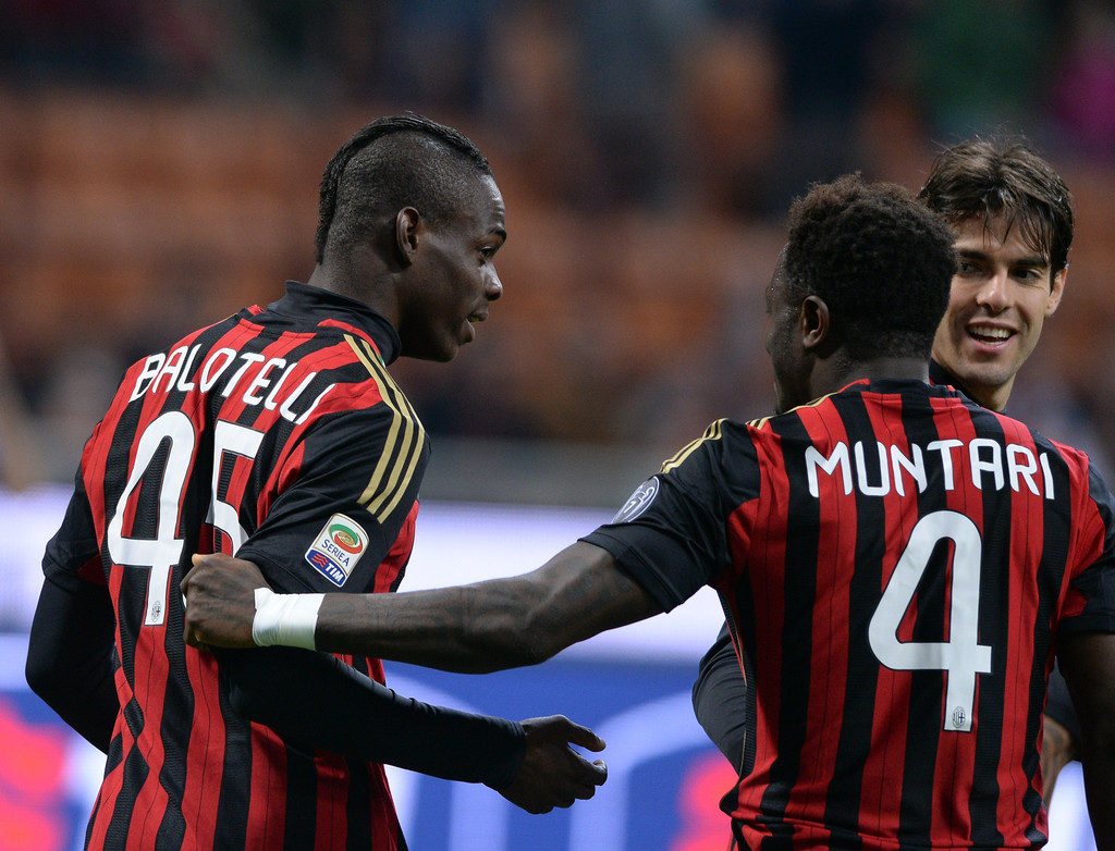 milan udinese highlights balotelli ac - photo#18