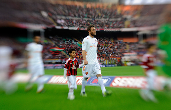 [Serie A] AC Milan v AS Roma.