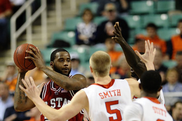 Tracy Smith ACC Basketball Tournament - First Round