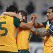 Tim Cahill Brett Holman Photos