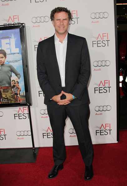 "Actor Will Ferrell arrives at ""Abel"" screening during AFI FEST 2010 presented by Audi at Grauman's Chinese Theatre on November 7, 2010 in Hollywood, California."