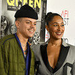 Evan Ross and Tracee Ellis Ross Photos