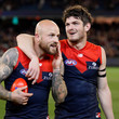 Nathan Jones and Angus Brayshaw Photos
