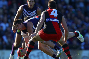 Clayton Hinkley AFL Rd 12 - Fremantle v Essendon