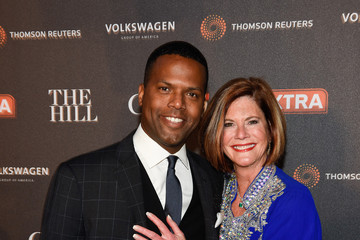 AJ Calloway The Hill, Extra And The Embassy Of Canada Celebrate The White House Correspondents' Dinner Weekend