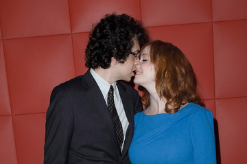 geoffrey arend wife christina hendricks
